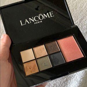 Lancôme: Glow Look - Warm Palette - Night